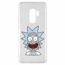 Чехол для Samsung S9+ Crazy Rick