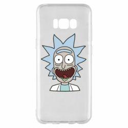 Чехол для Samsung S8+ Crazy Rick