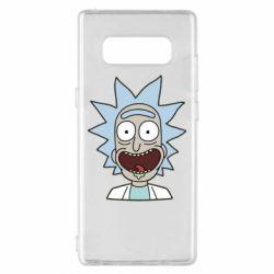 Чехол для Samsung Note 8 Crazy Rick