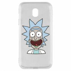 Чехол для Samsung J3 2017 Crazy Rick