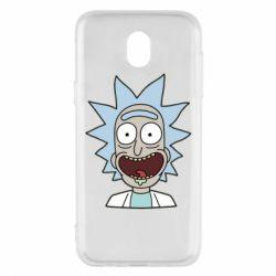 Чехол для Samsung J5 2017 Crazy Rick