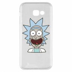 Чехол для Samsung A5 2017 Crazy Rick