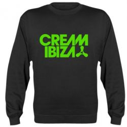 Реглан (свитшот) Cream Ibiza - FatLine