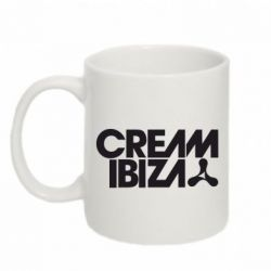 Кружка 320ml Cream Ibiza - FatLine
