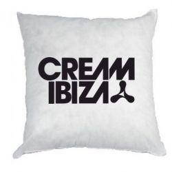 Подушка Cream Ibiza - FatLine