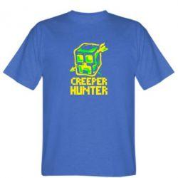 Мужская футболка Creeper Hunter
