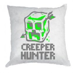 Подушка Creeper Hunter