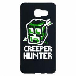 Чехол для Samsung A5 2016 Creeper Hunter