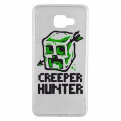 Чехол для Samsung A7 2016 Creeper Hunter