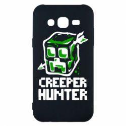 Чехол для Samsung J5 2015 Creeper Hunter
