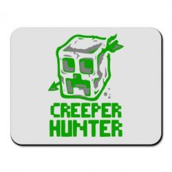 Коврик для мыши Creeper Hunter