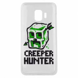 Чехол для Samsung J2 Core Creeper Hunter