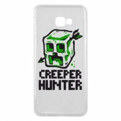 Чехол для Samsung J4 Plus 2018 Creeper Hunter