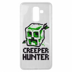 Чехол для Samsung J8 2018 Creeper Hunter