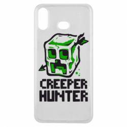 Чехол для Samsung A6s Creeper Hunter