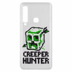 Чехол для Samsung A9 2018 Creeper Hunter