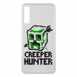Чехол для Samsung A7 2018 Creeper Hunter