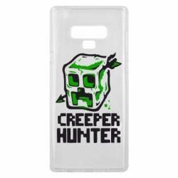 Чехол для Samsung Note 9 Creeper Hunter