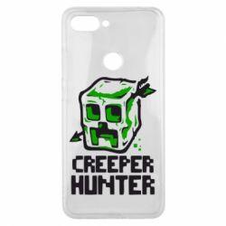 Чехол для Xiaomi Mi8 Lite Creeper Hunter