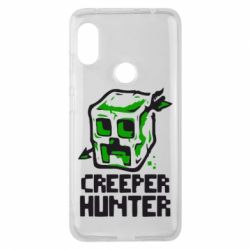 Чехол для Xiaomi Redmi Note 6 Pro Creeper Hunter