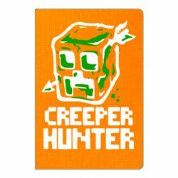 Блокнот А5 Creeper Hunter