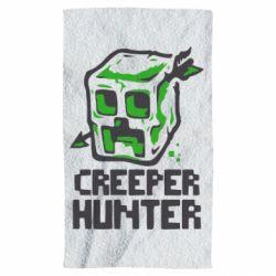 Полотенце Creeper Hunter