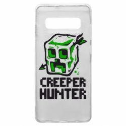 Чехол для Samsung S10+ Creeper Hunter