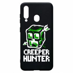 Чехол для Samsung A60 Creeper Hunter