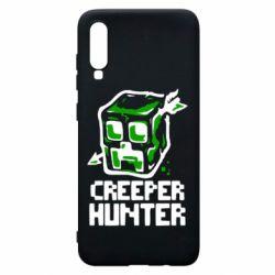 Чехол для Samsung A70 Creeper Hunter
