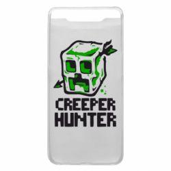 Чехол для Samsung A80 Creeper Hunter