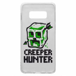 Чехол для Samsung S10e Creeper Hunter