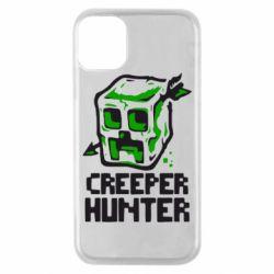 Чехол для iPhone 11 Pro Creeper Hunter