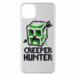 Чехол для iPhone 11 Pro Max Creeper Hunter