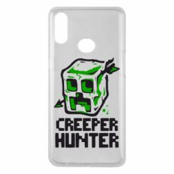 Чехол для Samsung A10s Creeper Hunter