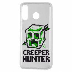 Чехол для Samsung M30 Creeper Hunter
