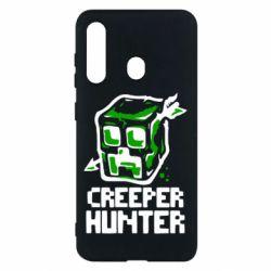 Чехол для Samsung M40 Creeper Hunter