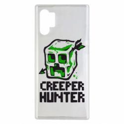 Чехол для Samsung Note 10 Plus Creeper Hunter