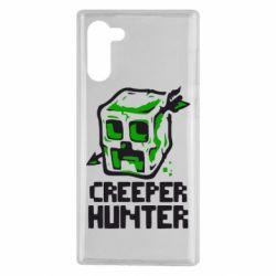 Чехол для Samsung Note 10 Creeper Hunter