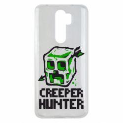 Чехол для Xiaomi Redmi Note 8 Pro Creeper Hunter