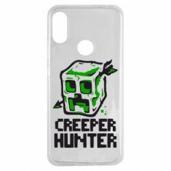 Чехол для Xiaomi Redmi Note 7 Creeper Hunter