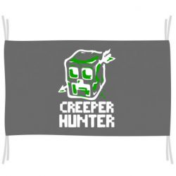 Флаг Creeper Hunter