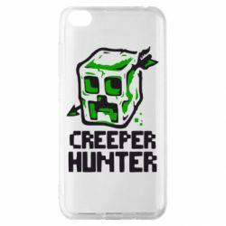 Чехол для Xiaomi Redmi Go Creeper Hunter