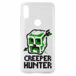 Чехол для Xiaomi Mi Play Creeper Hunter