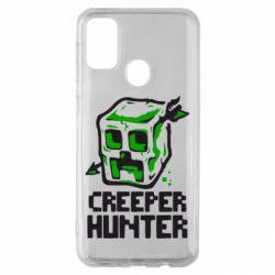 Чехол для Samsung M30s Creeper Hunter
