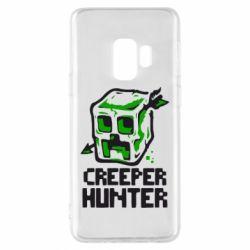 Чехол для Samsung S9 Creeper Hunter