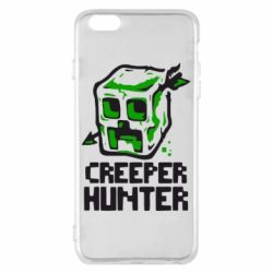 Чехол для iPhone 6 Plus/6S Plus Creeper Hunter