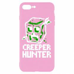 Чехол для iPhone 7 Plus Creeper Hunter