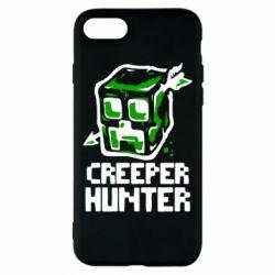 Чехол для iPhone 8 Creeper Hunter