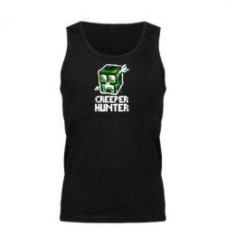Мужская майка Creeper Hunter