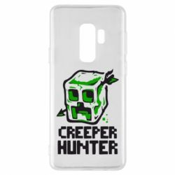 Чехол для Samsung S9+ Creeper Hunter